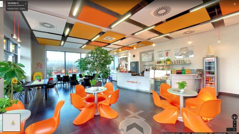 Cafe Szkolna 16