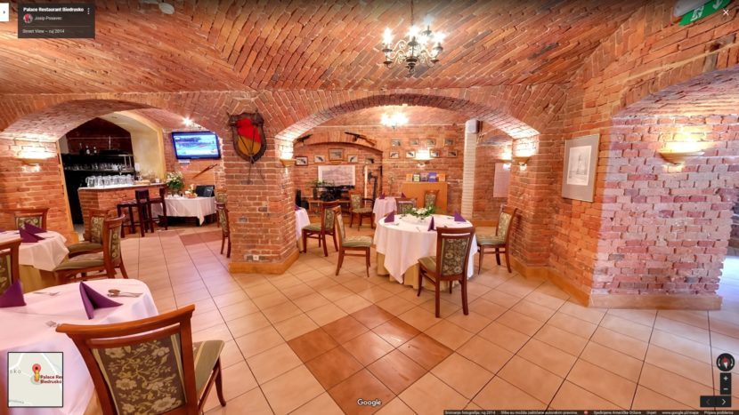 Palace Restaurant Biedrusko