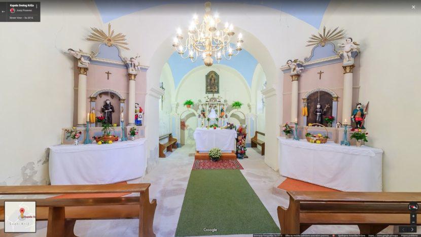 Kapela Svetog Križa