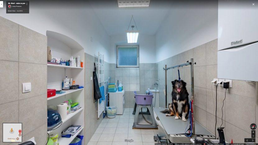 Mr. Woof - salon za pse